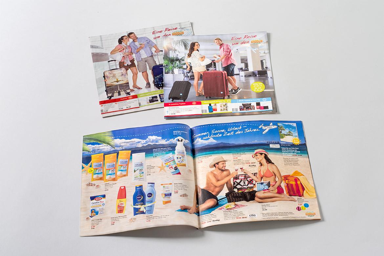 Referenz Globus Beauty-Magazin